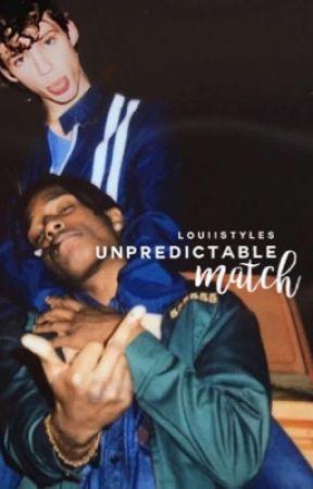 Unpredictable Match (Interracial boyXboy)(Mpreg)  by louiistyles