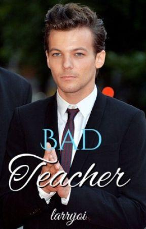 Bad Teacher  l.s  by larryoi