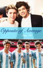 Opposite of Average (Narry) by tpwk1998