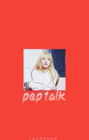 Pep Talk by jackseun