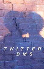 TWITTER DMS ; ethan Cutkosky by sun-kssed