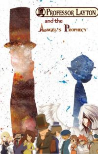 Professor Layton and the Angel's Prophecy cover