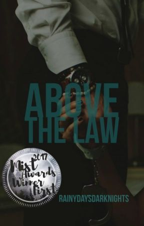 Above the Law by RainyDaysDarkNights