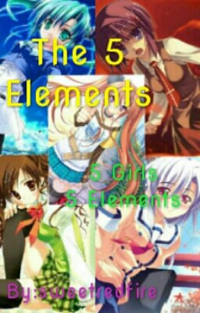 The 5 Elements by sweetredfire