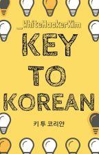 KEY TO KOREAN (키 투 코리얀)  by _WhiteHackerKim
