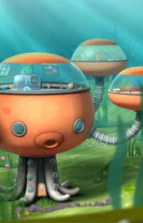The Octonauts and the Detective by forensicoctonautfan