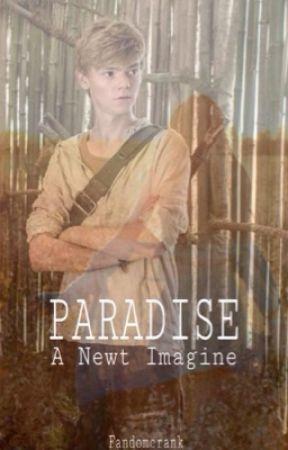Paradise - A Newt Imagine by xlettie