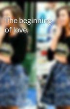 The beginning of love. by JennylovesDW
