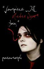 vampires will never hurt you / gerard way au by paramorph