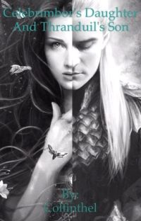 Celebrimbor's Daughter and Thranduil's Son (The Daughter Series) Book 1 cover