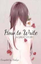 My Writing Guide by veshyn