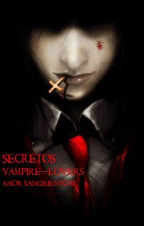 Secretos [Yaoi] Amor sangriento 3 temporada by dirtychoc
