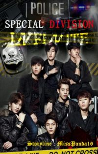 Special Division: Infinite [eng ver.] cover
