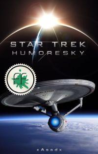 Star Trek: Humoresky cover