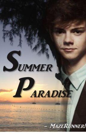 Summer Paradise by MazeRunnerNewt01