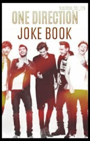 Our secret; One Direction joke book by cherry_val