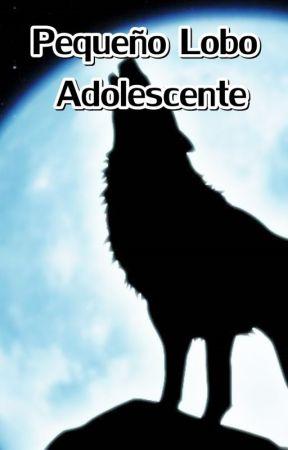 Pequeño Lobo Adolescente by TylerArgentRowling
