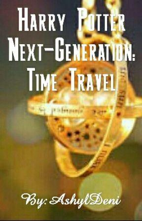 Harry Potter Next-Generation: Time Travel by AshylDeni