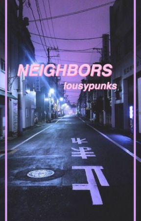 neighbors//muke by lousypunks