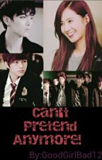 Can't Pretend Anymore - A Shut Up Flower Boy Band Fanfiction by GoodGirlBad12