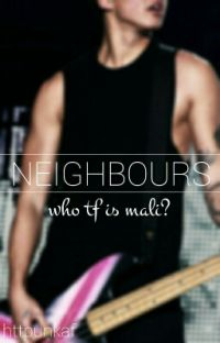 neighbours . calum hood cover