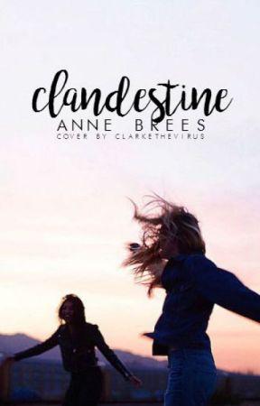 Clandestine by AnneBrees