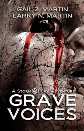 Grave Voices (Haunted) by GailZMartin