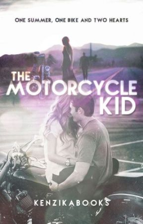 Grabbing Hold (The Motorcycle Kid #1) by kenzikabooks