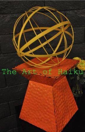 The Art of Haiku by PhantomKoala