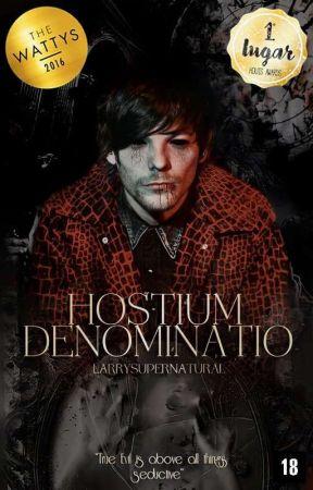 Hostium Denominatio | l.s demon!louis #WATTYS2016 by larrysupernatural