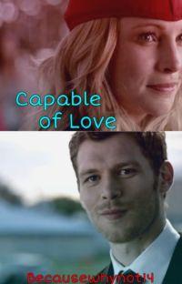 Klaroline: Capable of Love cover