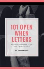 101 Open When Letters by YourSummerBliss
