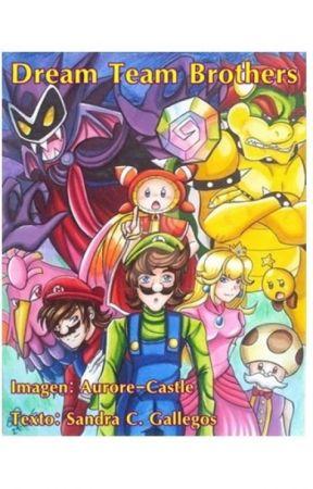 M&L: Dream Team Bros. by SanCGallegos