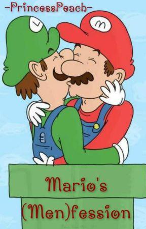 Mario's (Men)fession by -PrincessPeach-