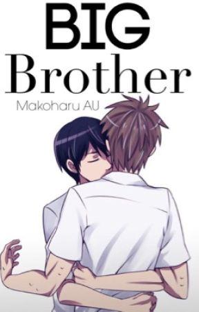 Big brother (MakoHaru) by MakotoTachibae