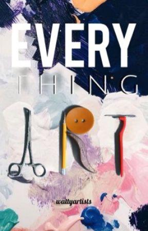 Everything Art - WattyArtists by velmavibes