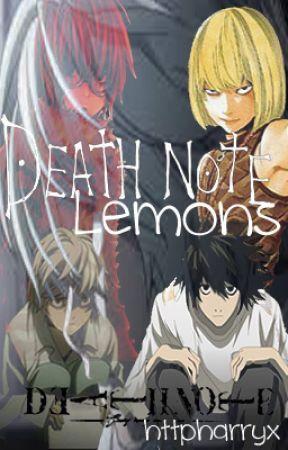 Death Note One Shots (Lemon Edition) by JiminamonRoll