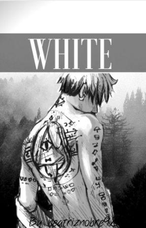 White (Unfinished) by RyuichiBunny