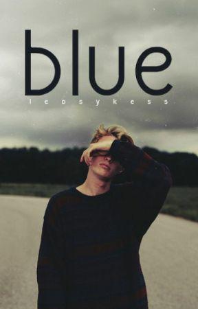 Blue [Lashton] by leosykess