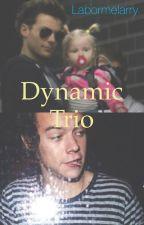 The Dynamic Trio by labormelarry