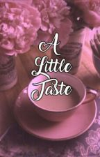 A Little Taste ✧ Moreid (boyxboy) by tamasuoh