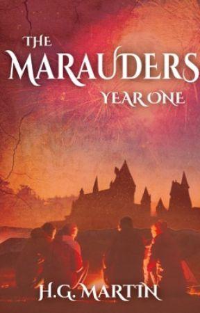 The Marauders: Year One   #Wattys2016 by Pengiwen