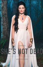She's Not Dead by TheRavenJoker