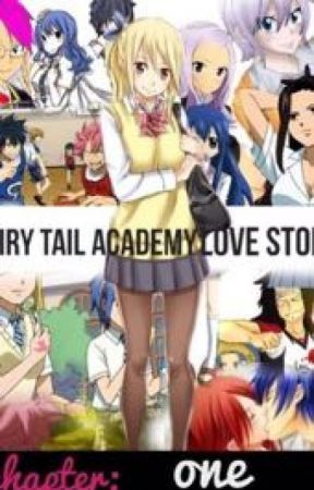 Fairy tail academy's love stories by wendy_sky_101
