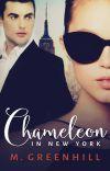 Chameleon In New York cover