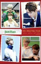 My Protector (Seventeen JunHao) by Canadian_Kpop
