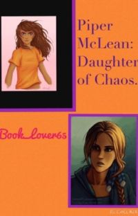 Piper McLean: Daughter of Chaos. cover