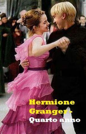 Hermione Granger - Quarto anno by deborahdonato4