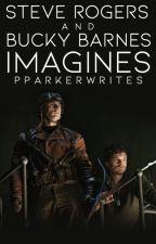 Steve Rogers & Bucky Barnes Imagines by pparkerwrites