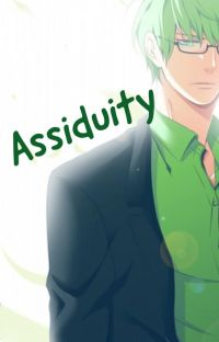 -αѕѕιᴅυιту- [Midorima x Reader] {Kuroko no Basket} cover